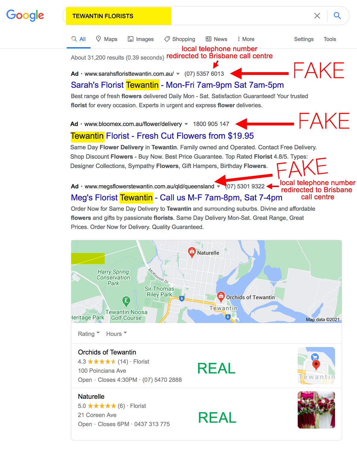 THE CROOKED GOOGLE SYSTEM